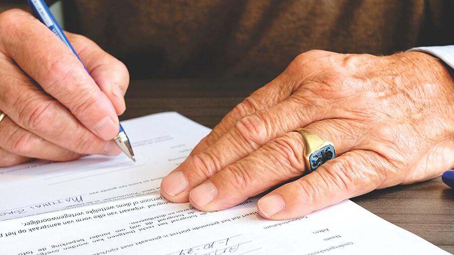 Abogados de lo Familiar testamentos